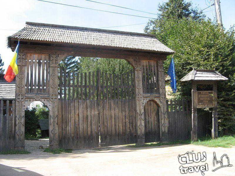 muzeul satului cluj