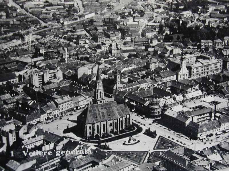 orașul napoca