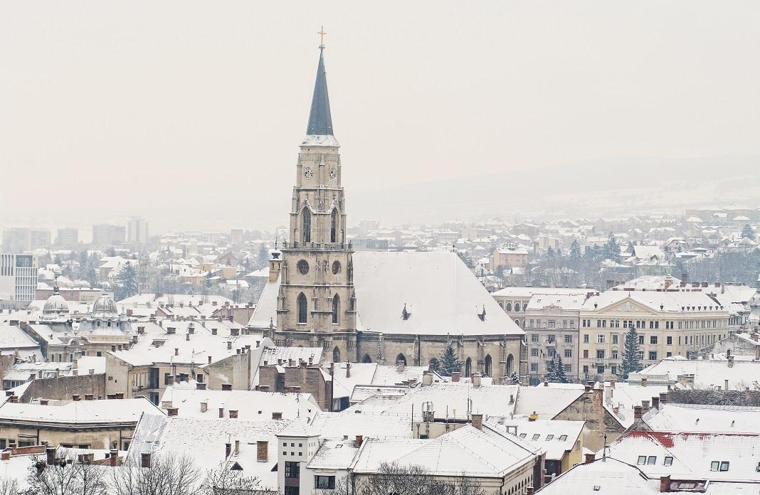 cluj-napoca iarna