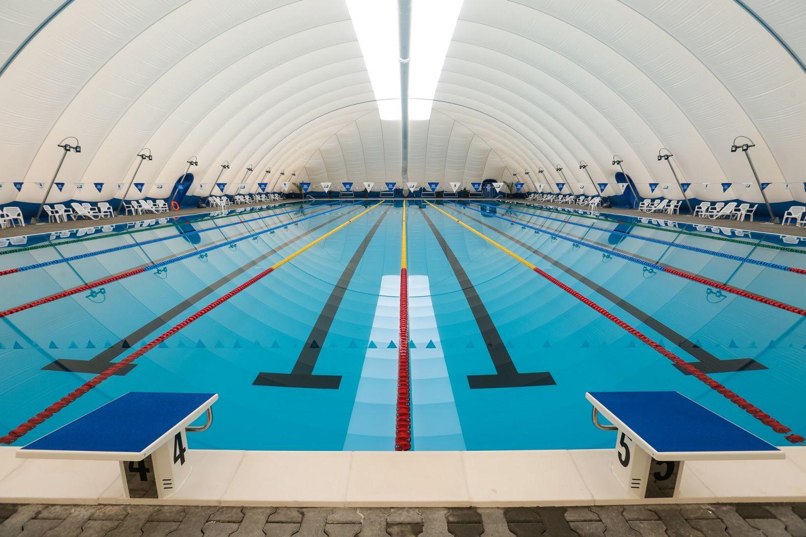 piscina olipică