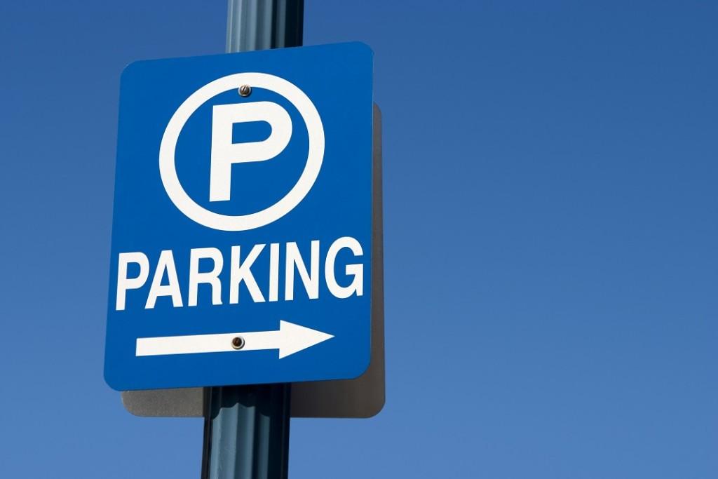 semn de parking auto