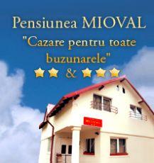 Pensiunea Mioval  - cazare ieftina Cluj Napoca