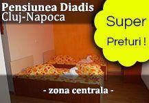 Cazare in Cluj Napoca la Pensiunea Diadis  - Cazare la pensiune de 3 stele Cluj