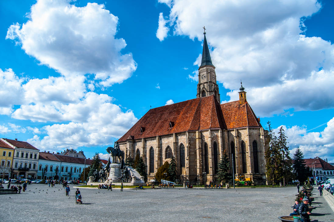 Museums and  Memorial Houses in Cluj Napoca, Romania