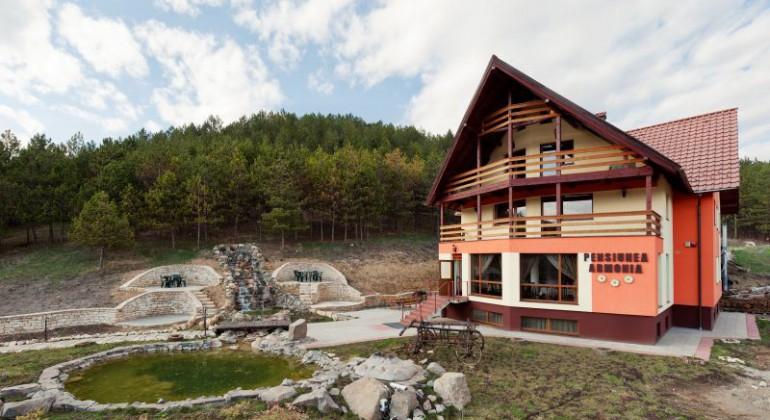 Near Cluj Pensiunea Armonia Nadaselu