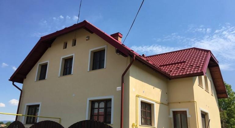 Langă Cluj Napoca Pensiunea Julia Floresti