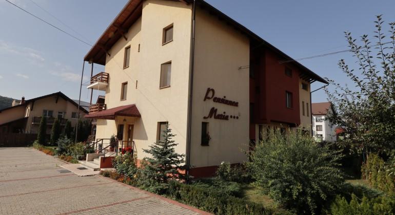 Közel Cluj Pensiunea Maria Floresti