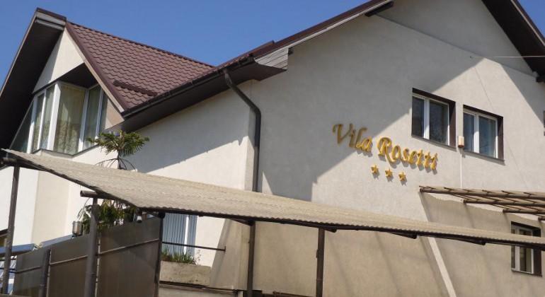 Villa Rosetti Cluj-Napoca