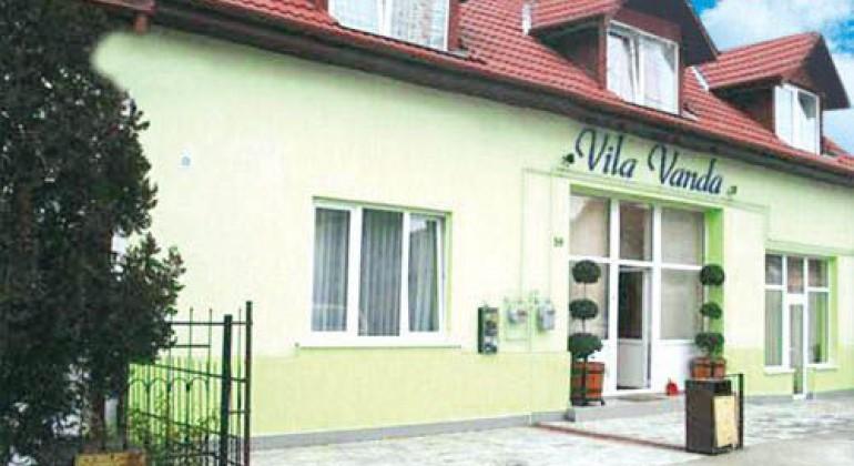 Panzió Vila Vanda Cluj-Napoca