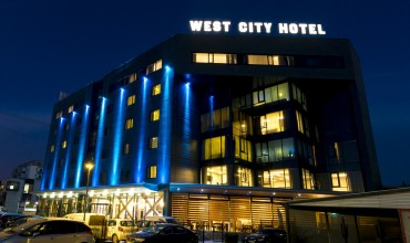 Hôtel West City Floresti
