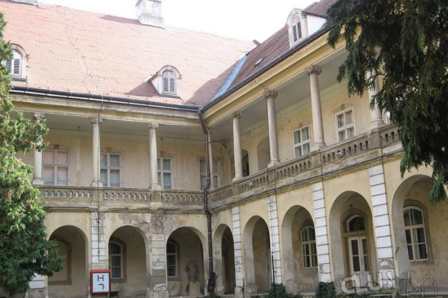Muzeul de Arta  – Palatul Banffy – Cluj Napoca