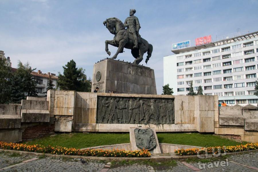 Piata Mihai Viteazu – Cluj Napoca